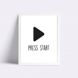 Quadro - Press Start