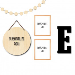 Kit - Personalize (5 itens)